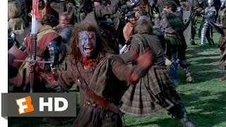The Battle of Stirling - Braveheart (5/9) Movie CLIP (1995) HD