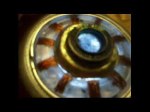Iron Man Ark Reactor Prop