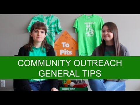 Outreach   General Tips