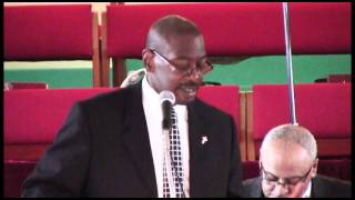 The Works of God - Rev. Marcus Burnett