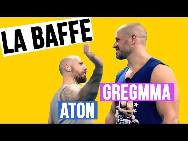Le secret d'une bonne baffe par GregMMA & Aton