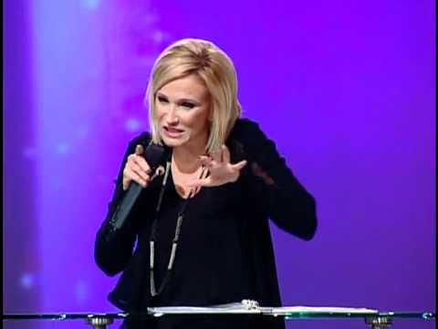 """The power of fasting!""- Pastor Paula White -9/15/2011"