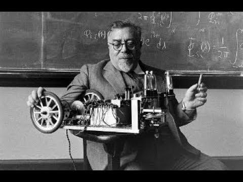 Norbert Wiener - Men, Machines, and the World About Them (1950)