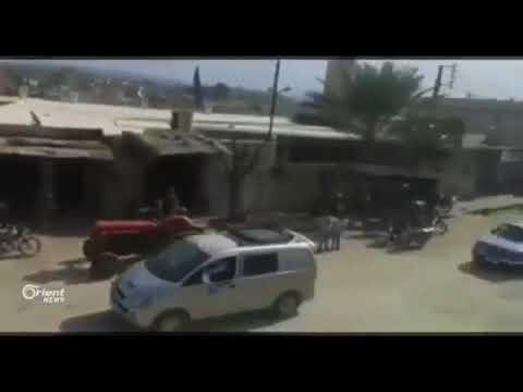 Российские военные покидают Африн, сообщили турецкие СМИ