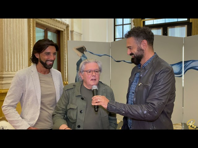 Intervista a Stefano Delfino per il 55° Festival di Borgio Verezzi