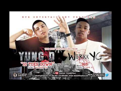 Ima Put My City On (Remix) Yung D Ft Werkk YG