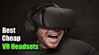 ▶️TOP 5: Best Cheap VR Headset 2019