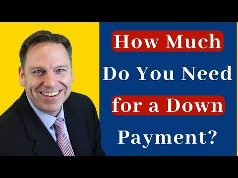 What Is The Down Payment Amount To Buy A House In California