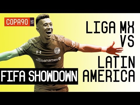 Is Liga MX The Most Exciting League in Latin America? - FIFA Showdown | Ep. 9