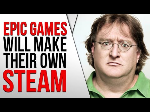 Download Epic Games Store Vs Steam Vs Itch Io Competition And