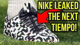Nunca dinosaurio Sucio  HERE'S AN EARLY LOOK AT THE NIKE TIEMPO LEGEND 8 *I'M WORRIED* - YouTube