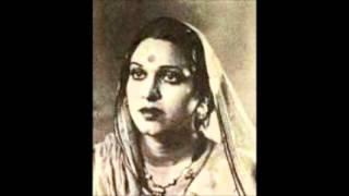 Amir Bai Karnataki - Soona mandir mera - film Bharthari 1944