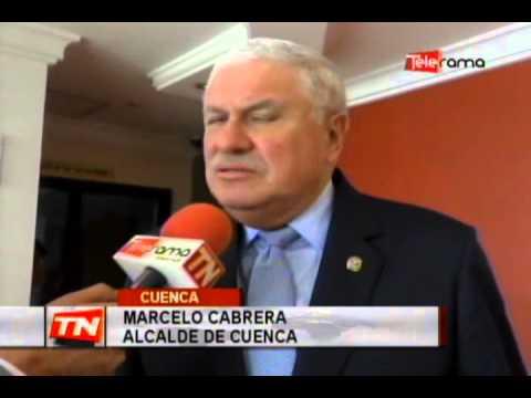 Alcalde Cabrera informa incremento de trabajos en obras tranvía