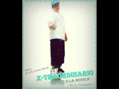 X-Traordinario la voz de la musica ft. Black G – Te Amo official remix