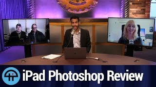 Adobe Photoshop for iPad Review