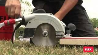 CSW 4161 FLEX tools Diamond Stone Cutter