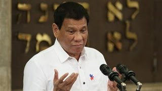 Duterte to Obama: You Can Go to Hell