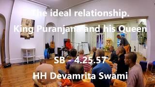 Material intelligence is the cause of bondage - HH Devamrita Swami