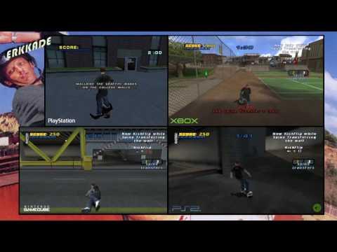 PS2 vs XBox vs GameCube