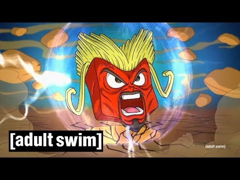 Every Intro | Aqua Teen Hunger Force | Adult Swim