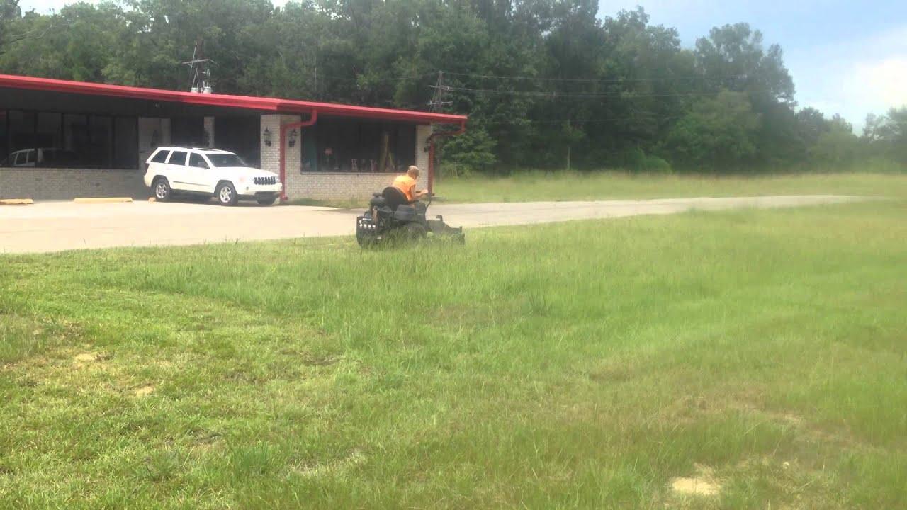 Bobcat XRZ! One hell of a Mower