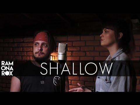 Shallow - Lady Gaga ft. Bradley Cooper (Ramona Rox Cover)