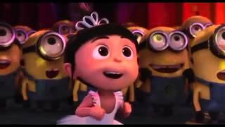 Minions bailando nene malo