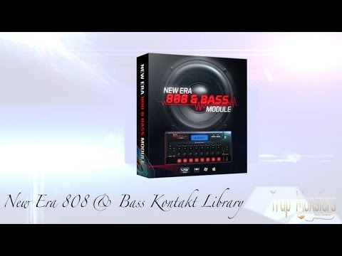 New Era 808 & Bass VST REVIEW BY  [King David Trap Monsters]