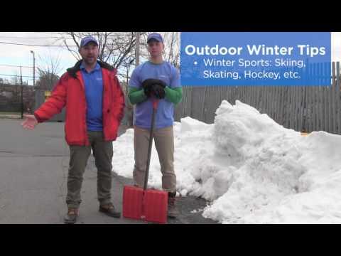 Winter Wellness: Shoveling Tips from the CHA Rehab Team