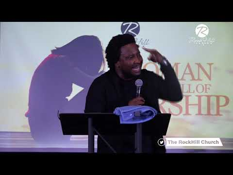 WOMAN AT THE WELL OF WORSHIP by Dr. Sonnie Badu (RockHill Church)