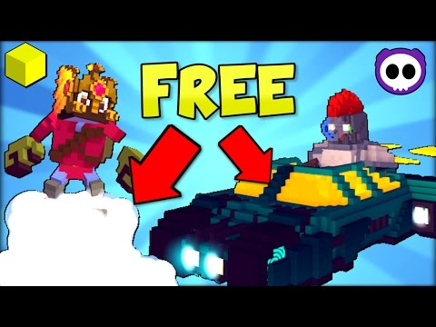 FREE EXCLUSIVE MOUNT(S) FOR TROVE ON XBOX ONE & PS4! - Log in Before March 14, 2017