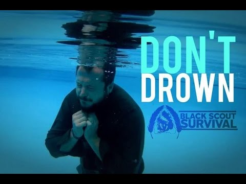 DON'T DROWN! How to Improvise a Flotation Device