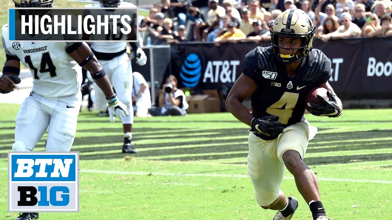 Purdue 42, Vanderbilt 24: In Tweets