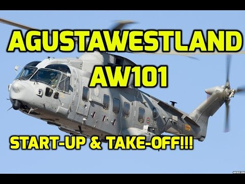 AgustaWestland Helicopter AW101