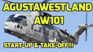 AgustaWestland Helicopter AW101