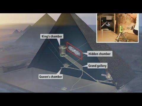روبوت لكشف أسرار الغرف الخفية داخل الهرم الأكبر  - نشر قبل 4 ساعة