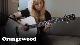 Orangewood | Manhattan | Acoustic Guitar Demo ft. Destiny Petrel