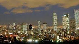 Vuelos Sobre los Edificios Más Altos de México / Mexico Tallest Buildings [IGEO.TV]