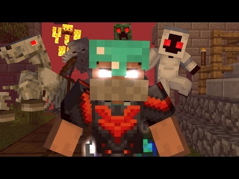 HEROBRINE † S LIFE - MINECRAFT PARODY SOMETHING JUST LIKE THIS - BEST MINECRAFT PARODY (2017)