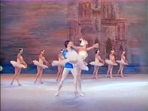 SWAN LAKE - White Swan (Plisetskaya-Kovtun, 1973)