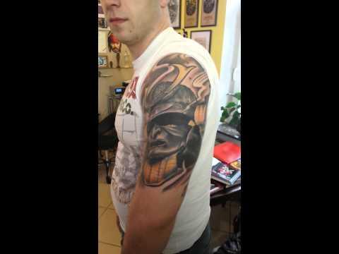 Tatuaż Bykcdrękaw Wyklechu Doovi