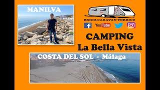 CAMPING LA BELLA VISTA - Manilva (MÁLAGA) Costa del Sol