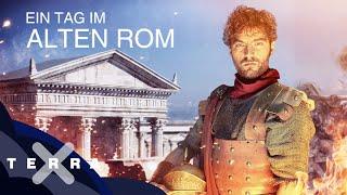 Ein Tag im alтen Rom   Ganze Folge Terra X