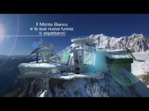 Skyway Monte Bianco - Le nuove funivie ITA