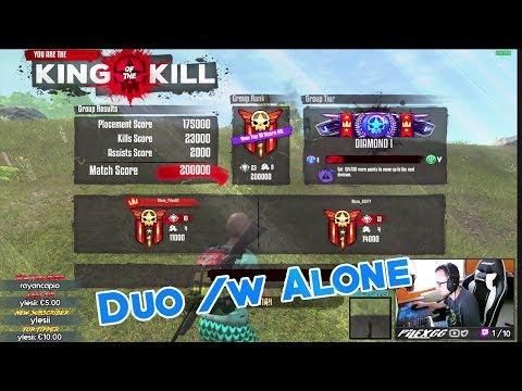 Duo /w Alone Asky + Bonus