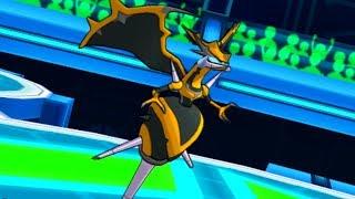 SHINY NAGANADEL FAIL! :[ - Pokemon ULTRA SUN & ULTRA MOON CITRA WiFi Battle #2: VS RetroSol