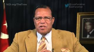 Class in session! Farrakhan gives history of Jews and Gentile Whites!