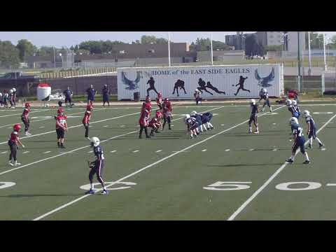 St  Vital Mustangs Red @ East Side Eagles 08:19:17