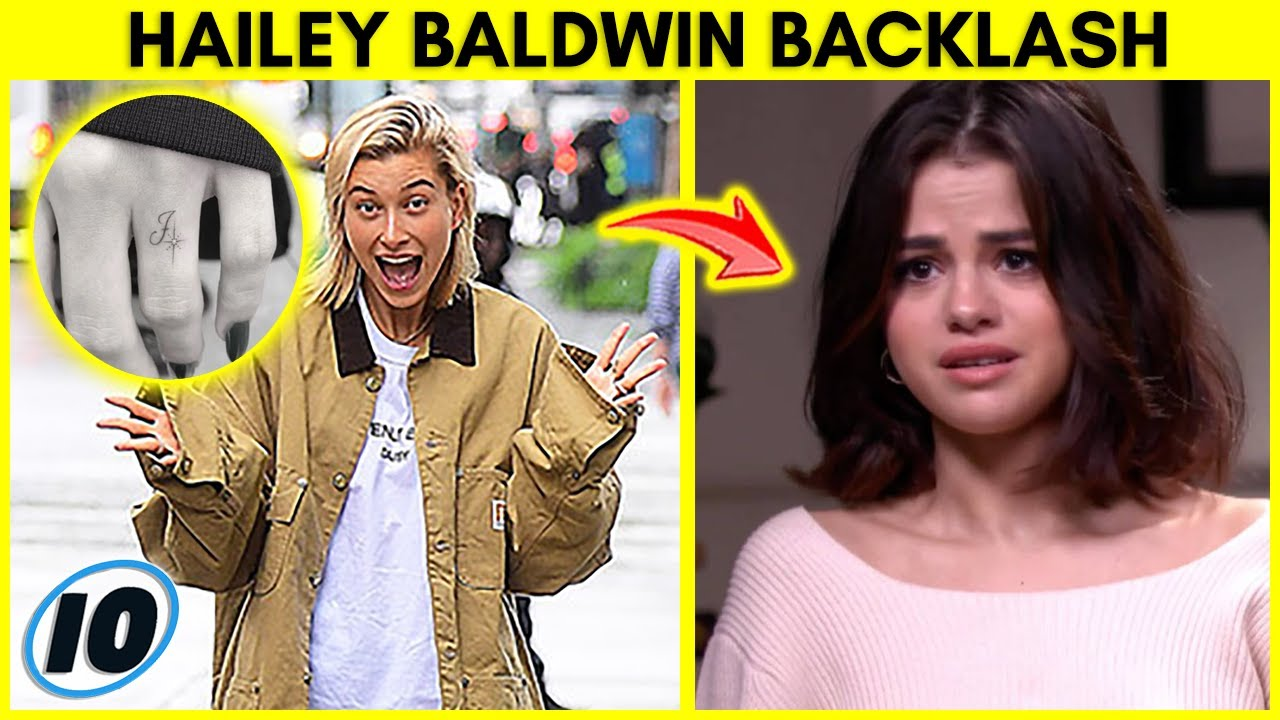 Hailey Baldwin Backlash From Selena Gomez Fans Because Of This
