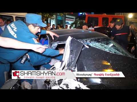 Խոշոր ու ողբերգական ավտովթար Երևանում. 37-ամյա վարորդը Volkswagen-ով մխրճվել է MAN քարշակի մեջ